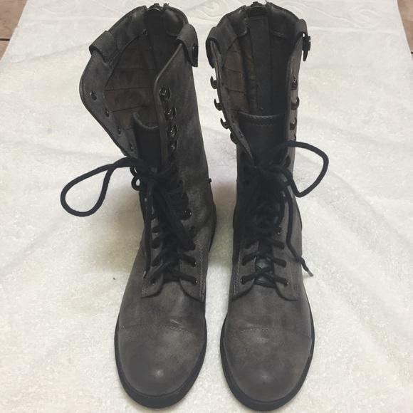 362fad457 Dollhouse Shoes   Combat Boots   Poshmark